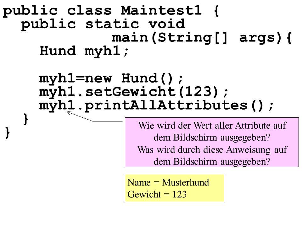public class Maintest1 { public static void main(String[] args){